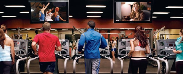 DIRECTV for Gyms & Fitness