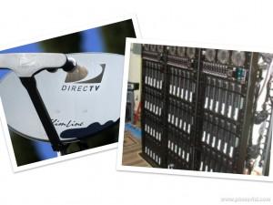 Satellite Master Antenna System SMATV