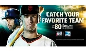 DIRECTV MLB Extra Innings Banner