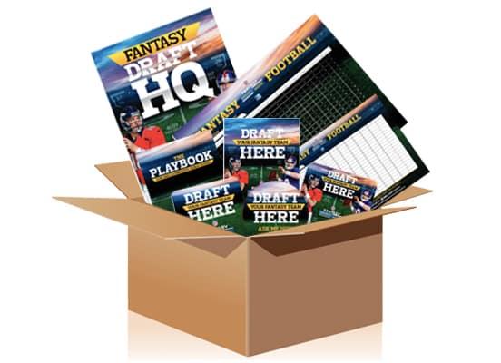 DIRECTV MVP Marketing NFL Fantasy Football Kit