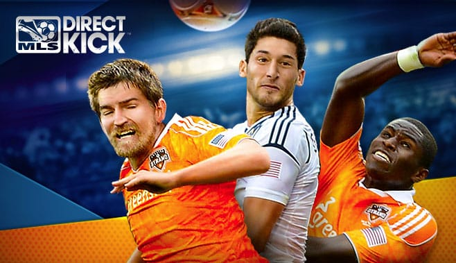 FREE Trial of MLS DIRECT KICK on DIRECTV Mar 8-15
