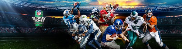 NFL Sunday Ticket - Exclusively on DIRECTV for Hotels
