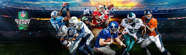 NFL Sunday Ticket for Bars and Restaurants - Exclusively on DIRECTV for Business