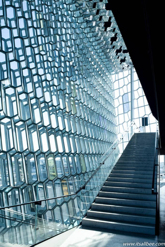 Exploring Harpa Rejkavik Concert Hall | A Must See For Photographers | Harpa In Reykjavik