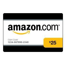 25 amazon gift card