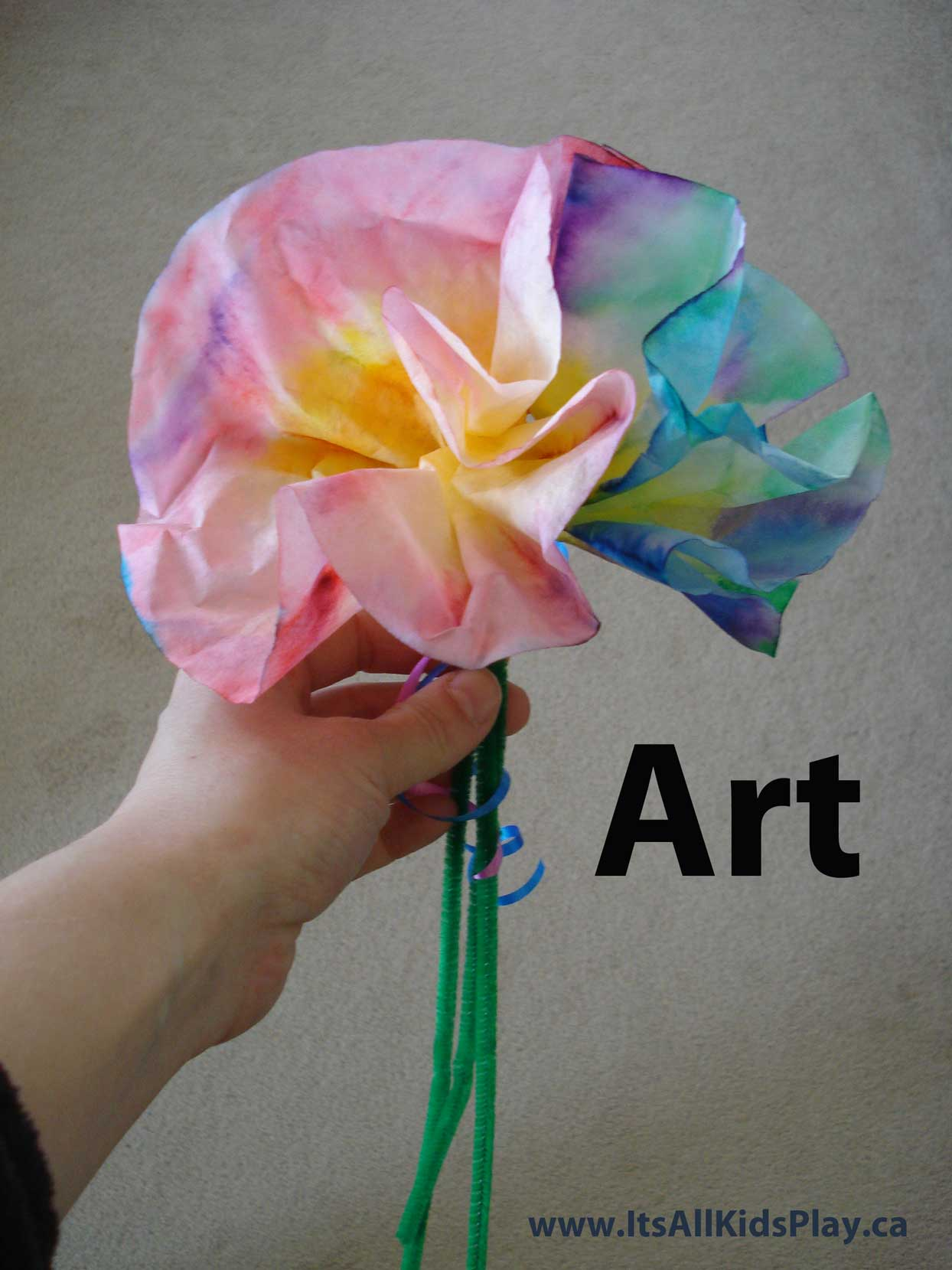 Fun Art Worksheets : Art it s all kid play