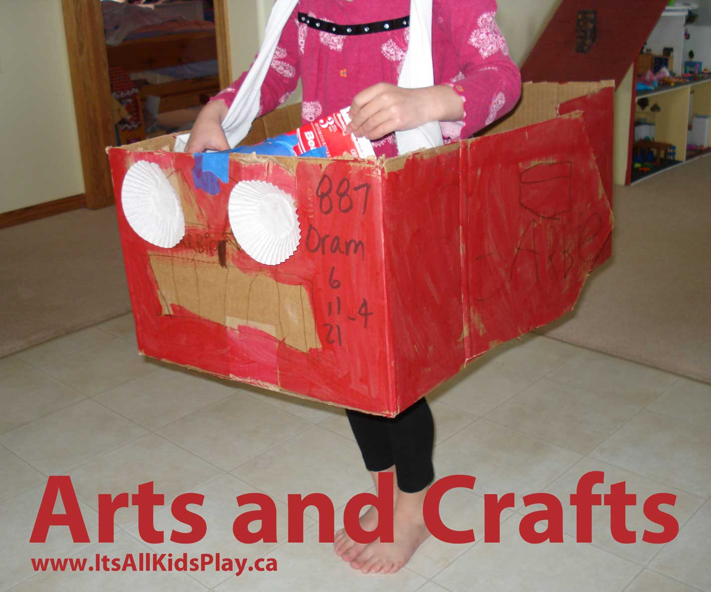 Arts And Crafts It S All Kid S Play