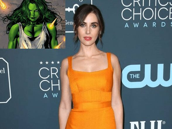 "Brie on She-Hulk rumors: ""I find it interesting"""