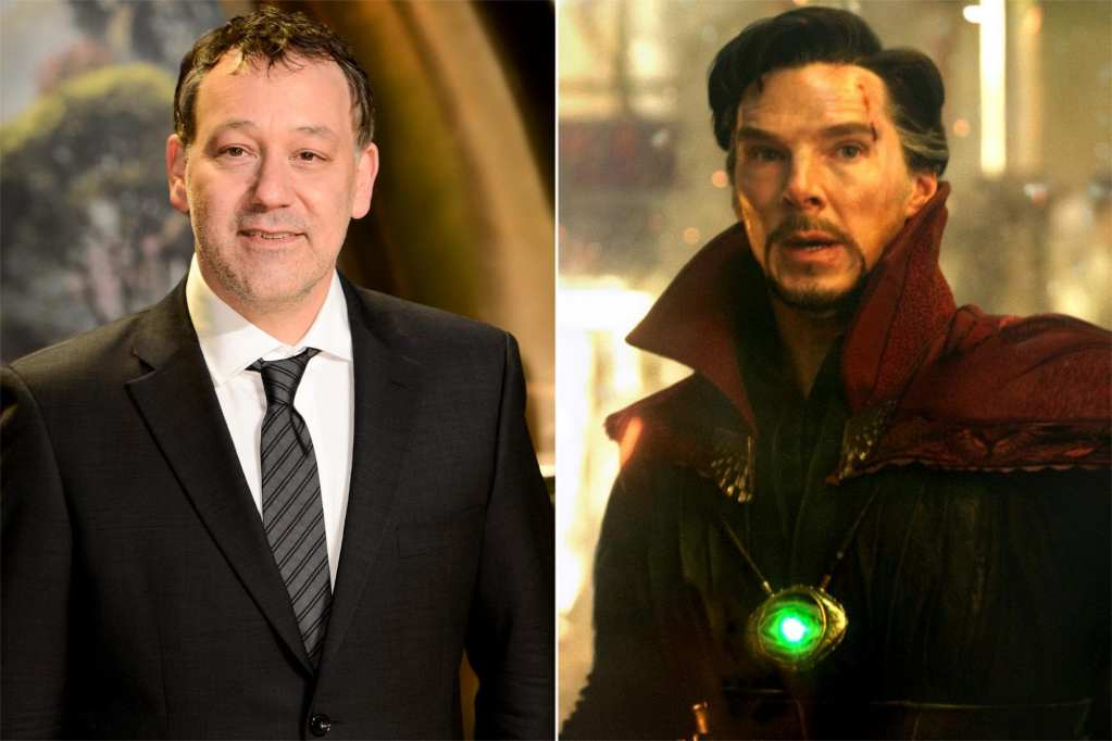 Report: Sam Raimi In Talks To Direct Doctor Strange 2