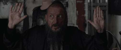 Ben Kingsley as Trevor Slattery