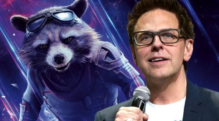 James Gunn hints Rocket's origin will be a big part of GOTG Vol. 3