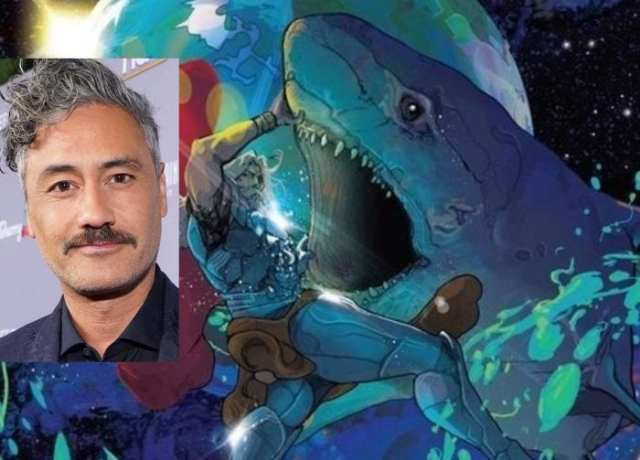 Taika Waititi wants Space Sharks to appear in Thor: Love and Thunder