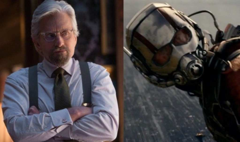 """Michael Douglas says news about Ant-Man 3 could be coming out """"pretty soon"""""""