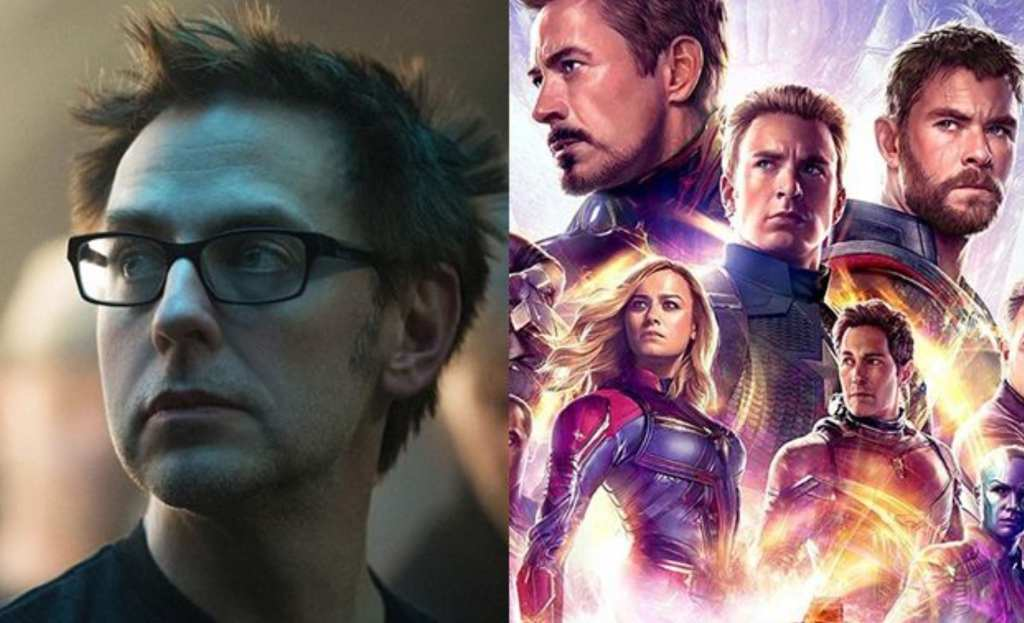 James Gunn says he would not direct an Avengers film