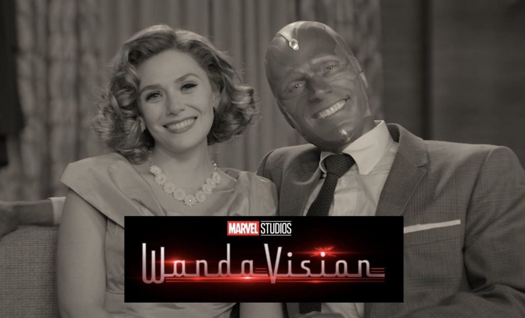 WandaVision will premiere on Disney+ on January 15th