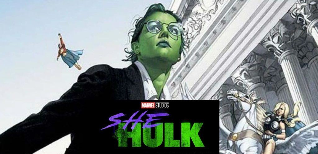 "Feige says She-Hulk series will be a ""half-hour legal comedy"""