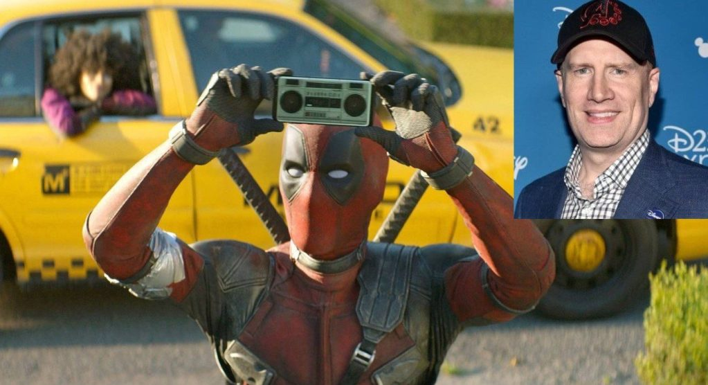 Marvel Studios Chief Kevin Feige confirms Deadpool 3 will be rated R
