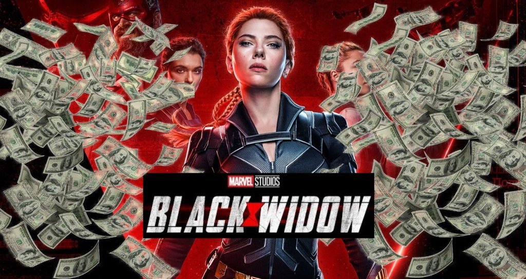 Black Widow's delay is projected to triple its return at the box-office