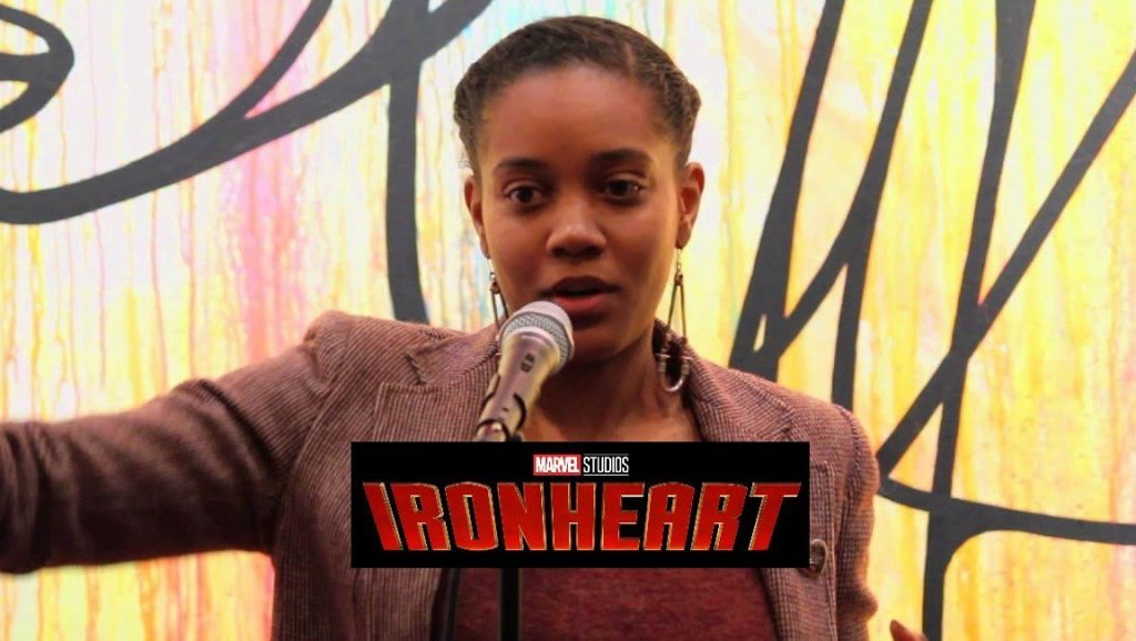 Marvel Studios hires Chinaka Hodge as head writer for Ironheart series