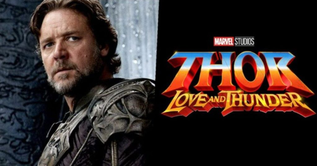 Russell Crowe reveals who he is playing in Thor: Love and Thunder (Spoilers)