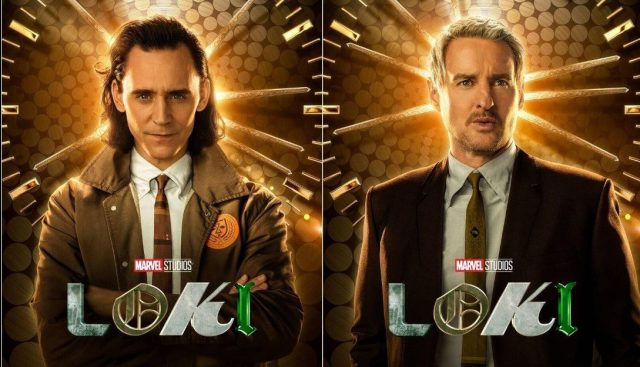 Marvel Studios releases new character posters for Loki series
