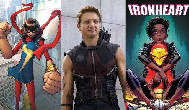 Catch up on the top MCU stories that broke this week