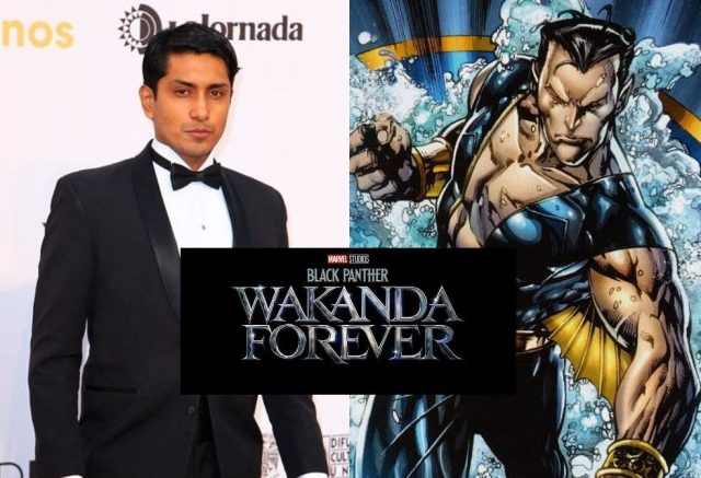 Rumor: Narcos: Mexico star Tenoch Huerta to play Namor in Black Panther 2