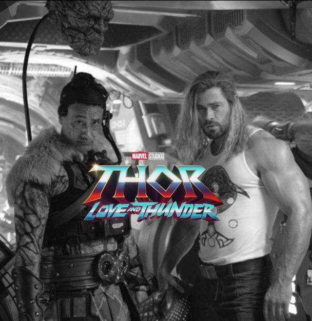 Chris Hemsworth announces Thor: Love and Thunder has wrapped filming