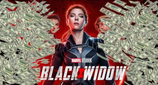 Black Widow's projected domestic box-office opening rises to $80M-$110M