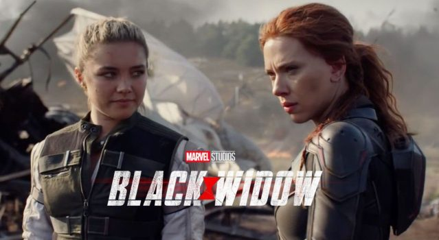 Black Widow brings in $26.3M in its second weekend domestically