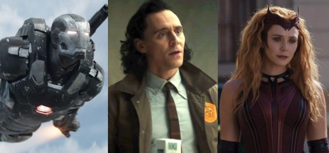 Catch up on the latest MCU news that broke this week – Loki joins Doctor Strange sequel, Armor Wars filming update, WandaVision's Emmy nominations