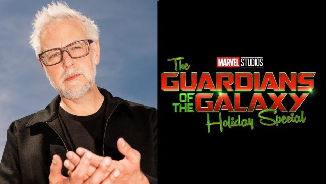 """Guardians of the Galaxy director James Gunn reveals the Holiday Special's runtime will be """"under 40 minutes"""""""