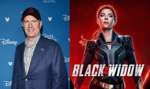 Report: Marvel Studios boss Kevin Feige is 'angry' at Disney over the Scarlett Johansson situation