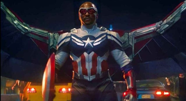 Anthony Mackie officially signs on to star in a fourth Captain America film