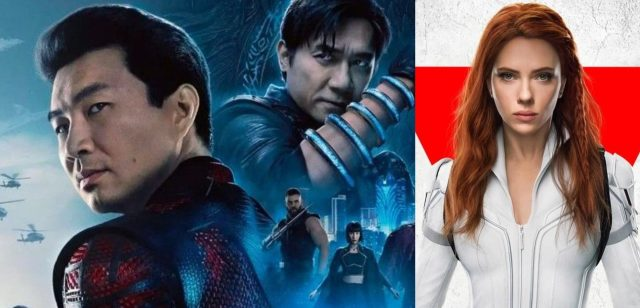 Shang-Chi passes Black Widow to become the highest-grossing domestic film of the year
