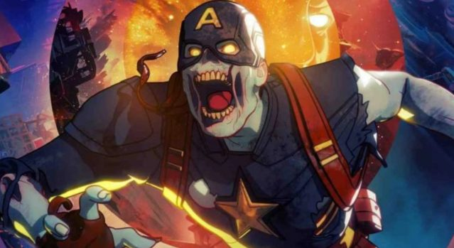 A live-action Marvel Zombies project could be in the works
