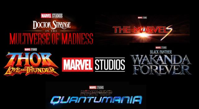 Marvel Studios delays five upcoming films and removes two untitled ones from their release slate