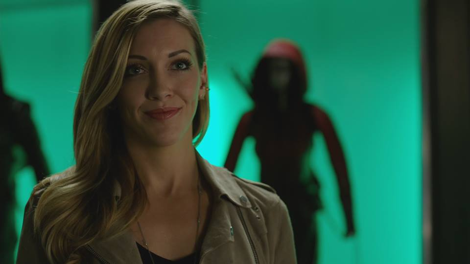 Image result for arrow who are you laurel