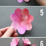 Make Gorgeous Paper Roses With This Free Paper Rose Template It S Always Autumn