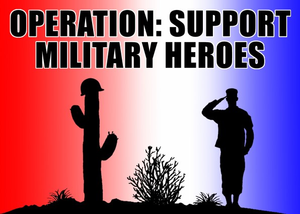 Operation Support Military Heroes
