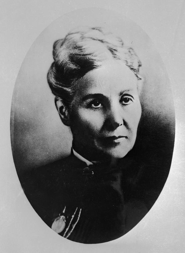 Anna Jarvis Mothers Day Founder