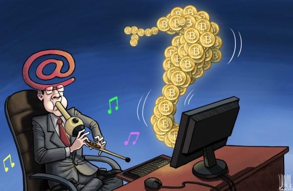 Finance Swami Snake Charmer Bitcoin Cobra