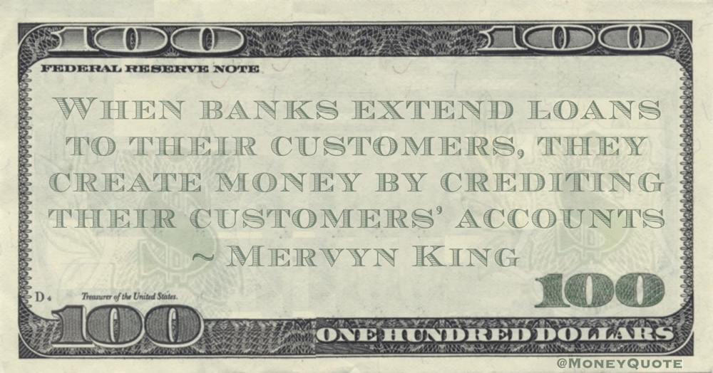 When banks extend loans to their customers, they <em data-recalc-dims=