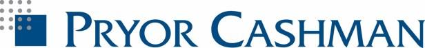 Pryor Cashman LLP   Center for Art Law Corporate Sponsor