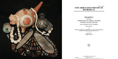 31 Years of NAGPRA: Evaluating the Restitution of Native American Ancestral Remains and Belongings | Center for Art Law