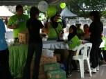 Congkak games for children - Nestle World Walking Day Putrajaya