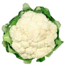 Like other cruciferous veggies, cauliflower is full of cancer-fighting phytonutrients and is a great source of vitamin C and folate. Nibble on raw or lightly steamed florets to maximize cauliflower's nutritional power. Cauliflower is one of the top superfoods, that may improve your odds for breast cancer survival.