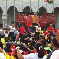 Cuti-Cuti 1Malaysia Dance 2012, Putrajaya