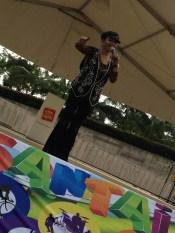 Mama Rina performed