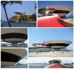 Museum of Contemporary Art ( Niteroi , Rio de Janeiro , Brazil)